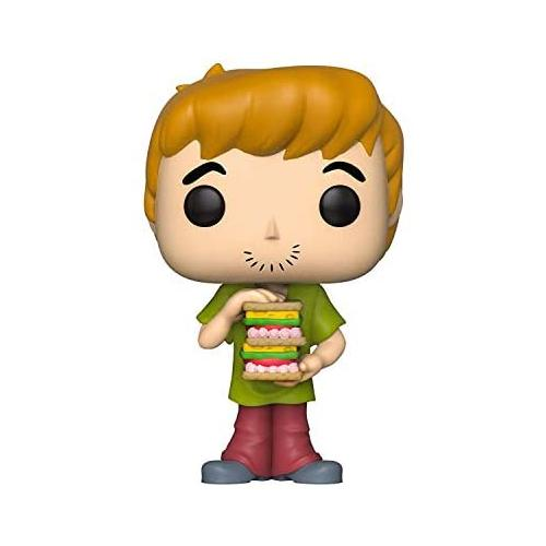 Funko Pop! Animation: Scooby Doo- Shaggy with Sandwich