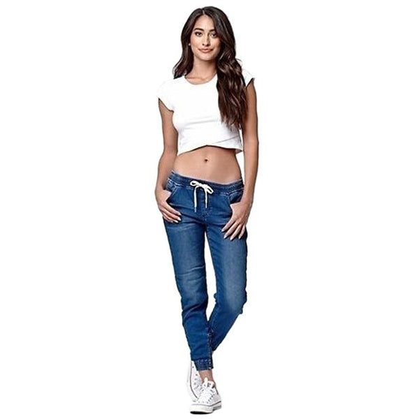Pencil Pants Vintage High Waist Jeans New