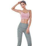 Women Yoga Slim Fit High Waist Workout Leggings