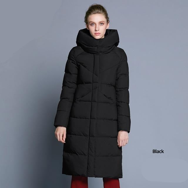 High Quality women's Winter Windproof Coat