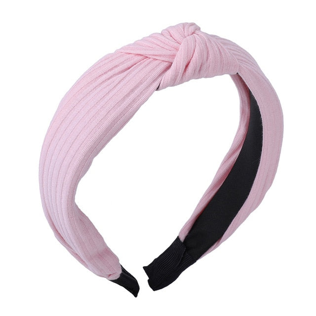 Hair Knotted Hair Band for Women