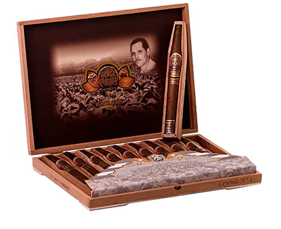 Micallef - Gomez Sanchez Leyenda No. 1 Premium BOX