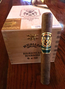 Micallef - Herencia Habano Toro BOX