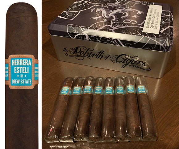 Herrera Esteli Maduro Sampler with FREE Drew Estate ToolKit