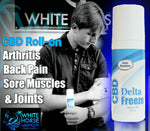 Delta Premium CBD Freeze Roll-on 150mg