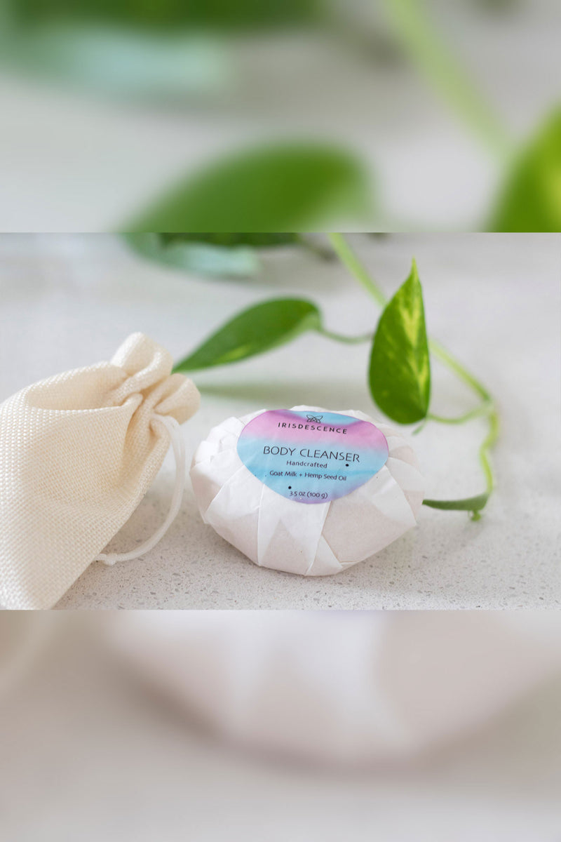 body cleanser soap