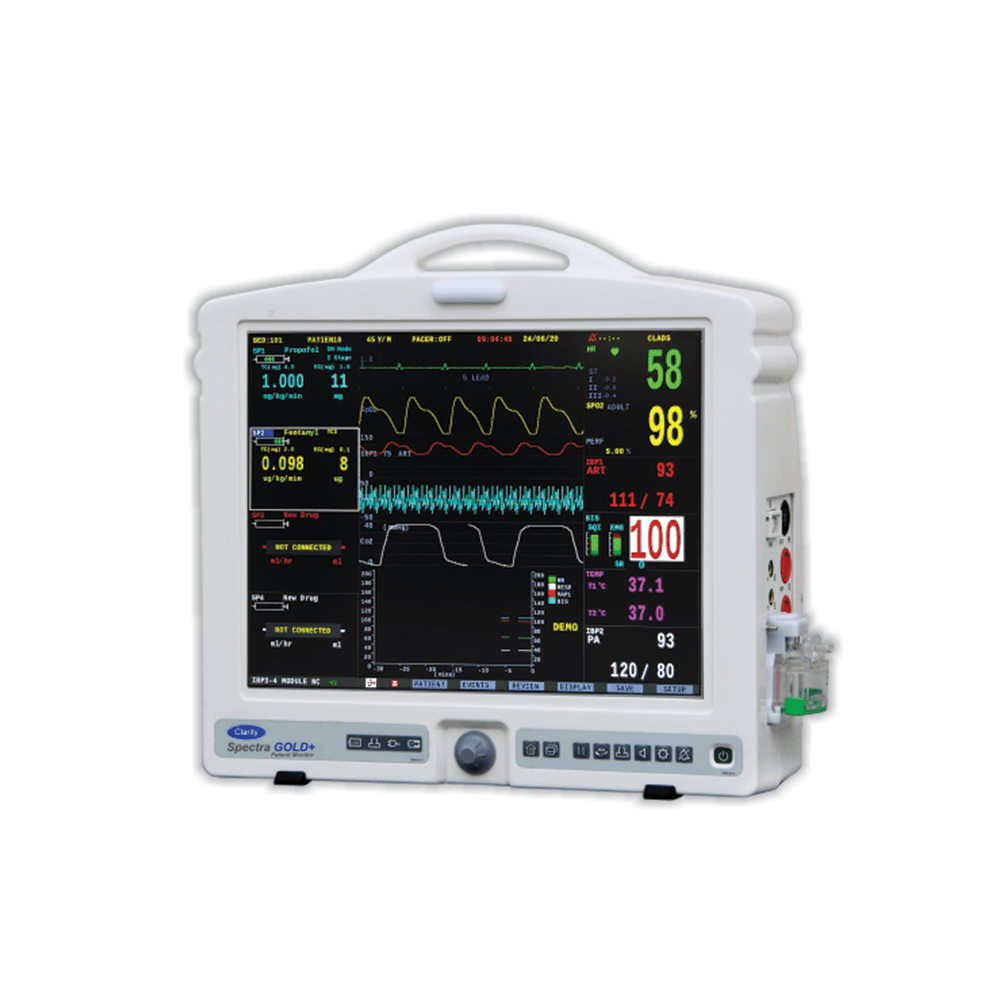 Bedside Patient Monitor - Spectra Gold+