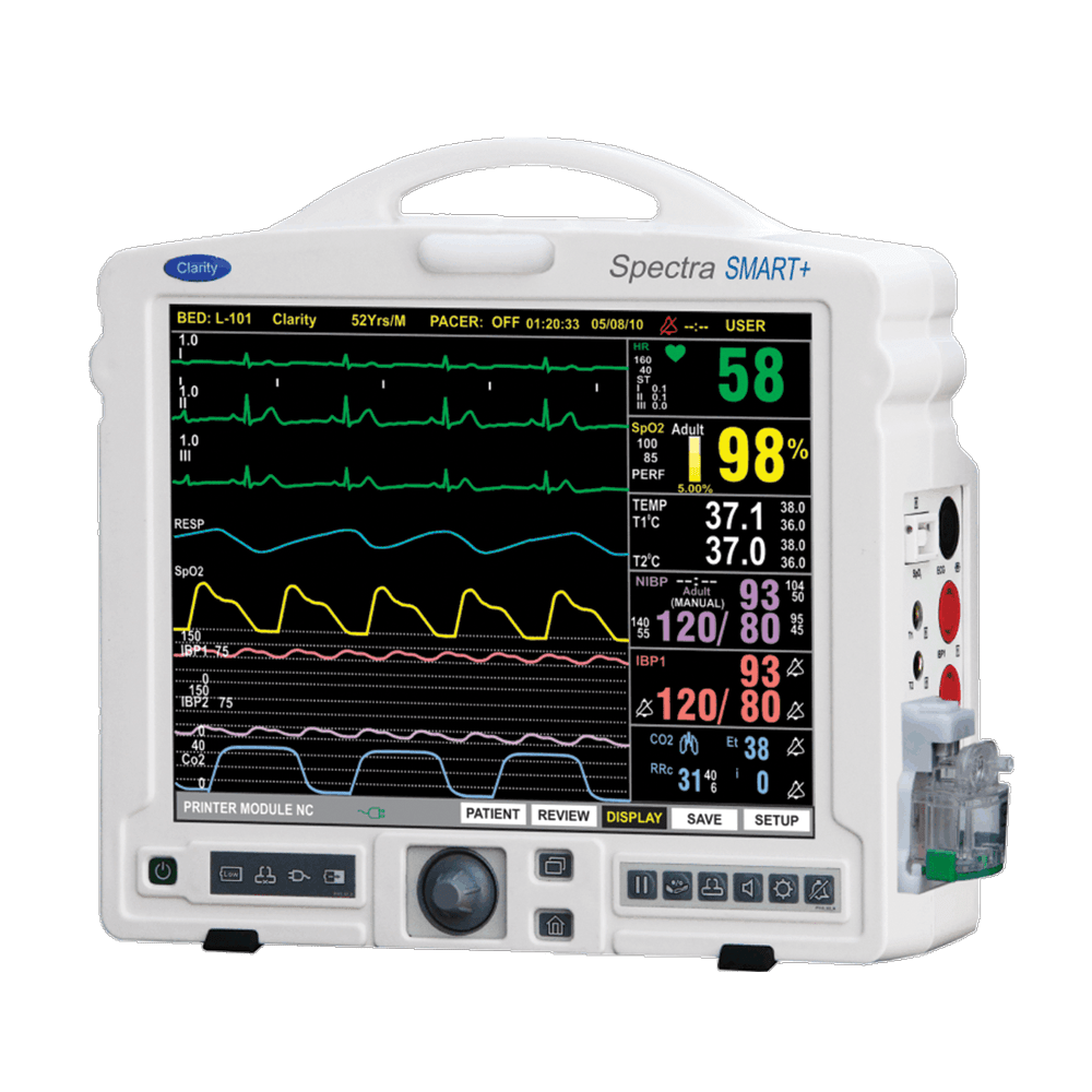 Bedside Patient Monitor - Spectra Smart+