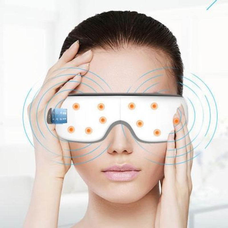 EyeHappy™ - Masseur Oculaire Relaxant pour les yeux - Anti-âge Performant - Happy Shopy FR