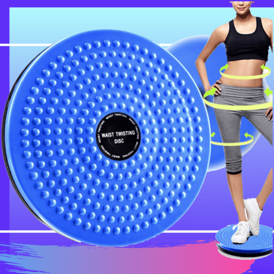 POWER CORE DISC W/ FREE FITNESS TUMBLER - Happy Shopy FR
