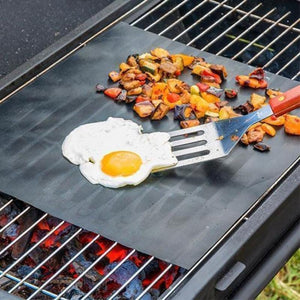 ChefHappy™ - Tapis de Cuisson Barbecue/Four Réutilisable Anti-Adhésif - Happy Shopy FR