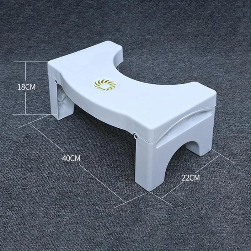 PhysioHappy™ - Tabouret de toilette physiologique - Happy Shopy FR