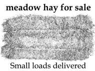 Small bale Hay - Goren Farm Seeds