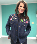 "STS Ranchwear ""Jenny"" Denim Jacket"