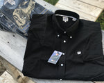 Men's Black Cinch® Button Up