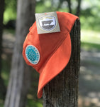 Orange STS Patch Hat
