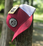 STS Rubber Patch Trucker Hat
