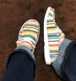 Serape Loafers
