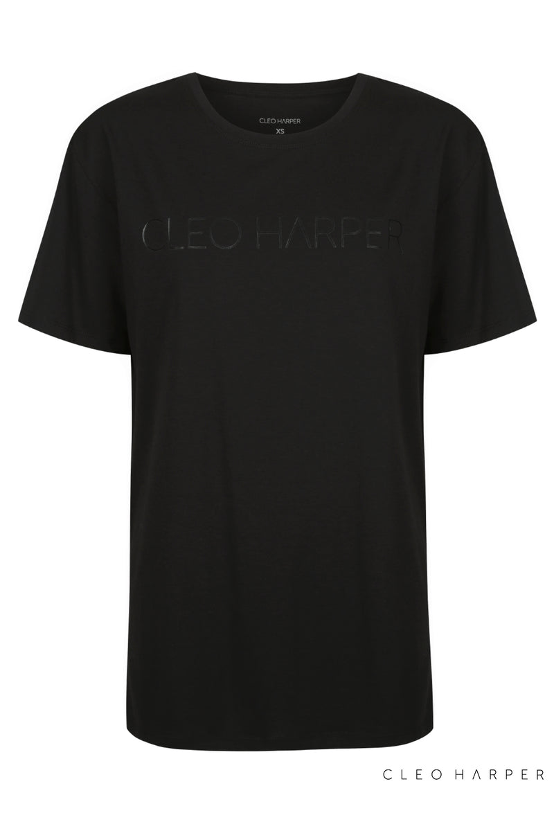 CHASE TEE - BLACK