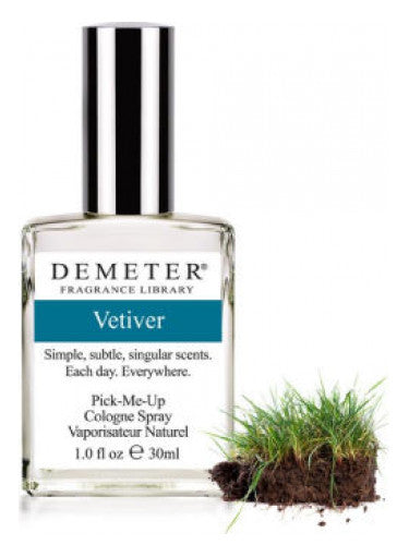 Demeter Vetiver 30ml