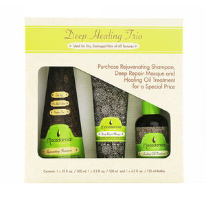 MNO Coffret Deep Healing Set