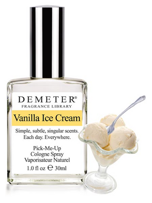 Demeter Vanilla Ice Cream 30ml