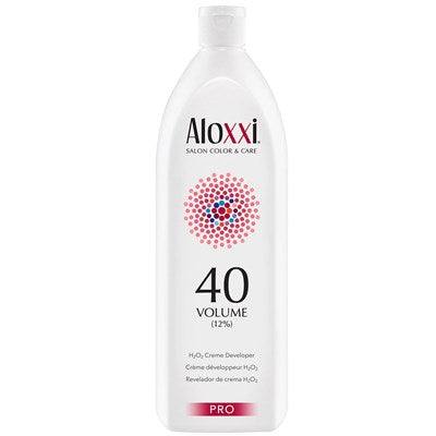 Aloxxi CREME DEVELOPER 40 VOLUME