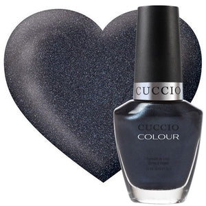 Cuccio Vernis color Nantucket Navy