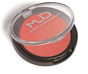 MUD Cheek Color Compact - Poppy