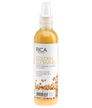 Rica Golden Glowing after Wax Lotion 250ml