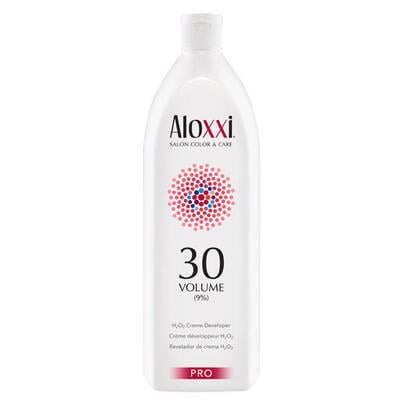 Aloxxi Creme Developer 30 Volume 1L