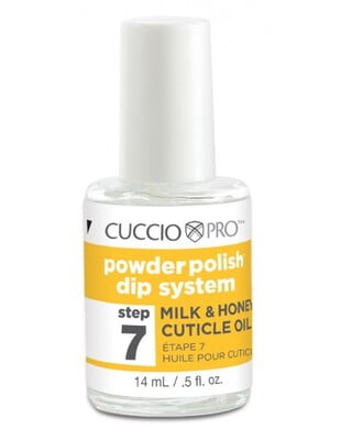 Cuccio Powder Polish Dip System - Step 7