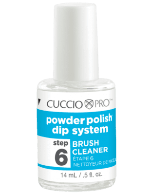 Cuccio Powder Polish Dip System - Step 6