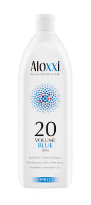 Aloxxi Creme Developer Blue 1L
