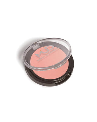 MUD Cheek Color Compact - Rose Petal