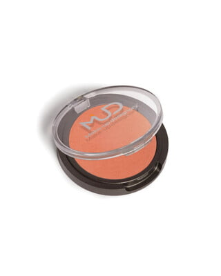 MUD Cheek Color Compact - Soft Peach