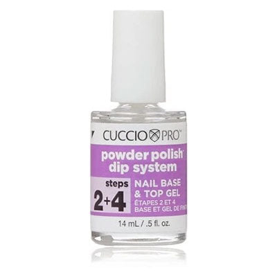 Cuccio Powder Polish Dip System - Step 2+4