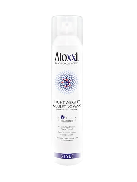 Aloxxi Lightweight Sculpting Wax 179ml