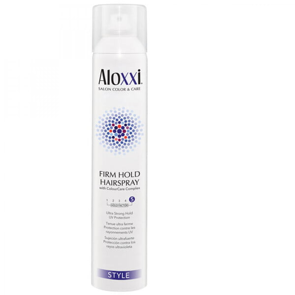 Aloxxi Firm Hold Hairspray 300ml