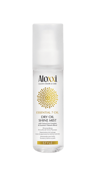Aloxxi Essential 7 Oil Dry Oil Shine Mist 100ml