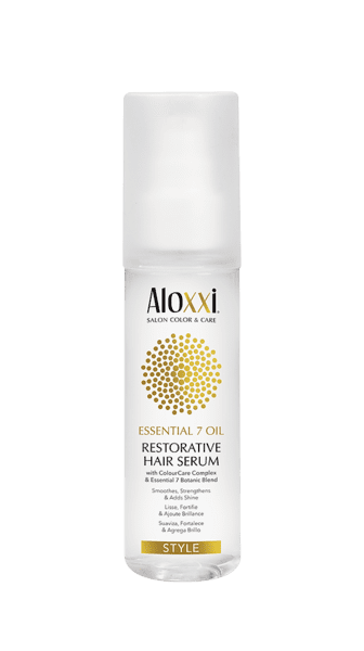 Aloxxi Essential 7 Oil Restorative Hair Serum 100ml