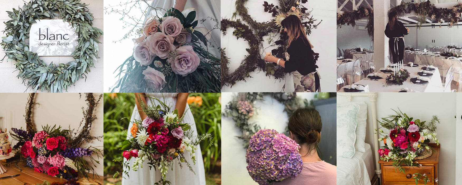 Weddings by Blanc Tauranga Florist