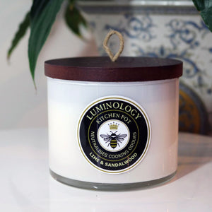 Luminology Kitchen Pot Candle