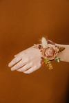 Dried Flower Corsage
