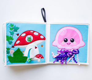 Pretty Childish Busy Baby Book