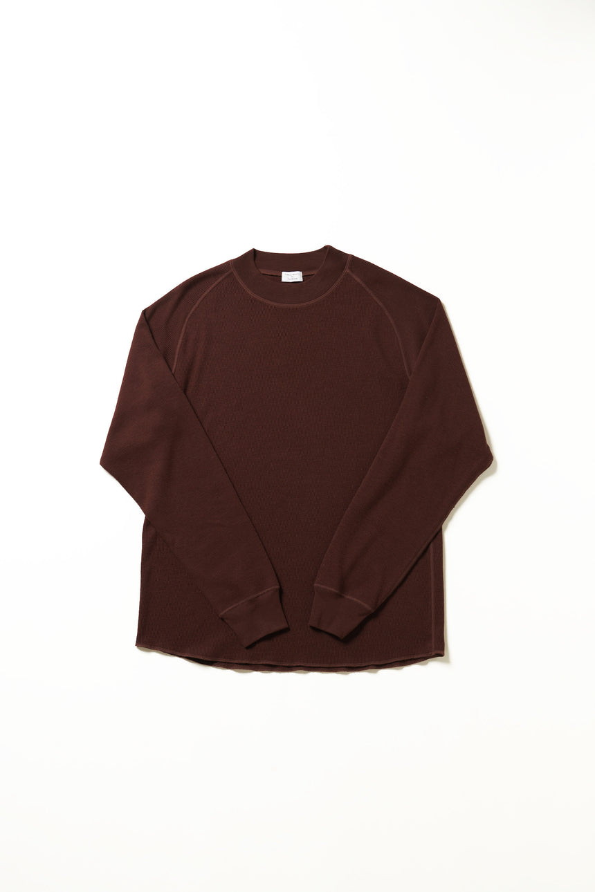 Mock neck under shirts