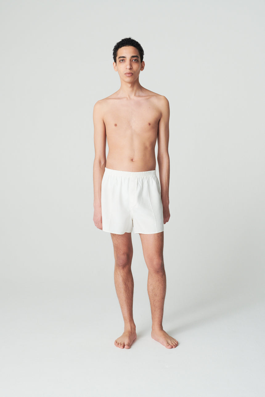 Side Slit Boxer Shorts