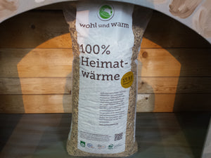 Holzpellets Wohl & Warm