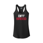 LADIES DIFF BREED TANK TOP