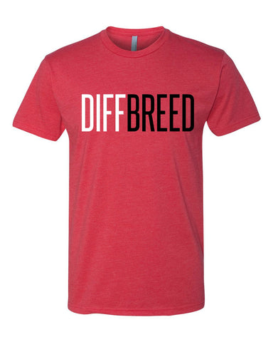 DIFFBREED ORIGINAL LOGO T-SHIRT